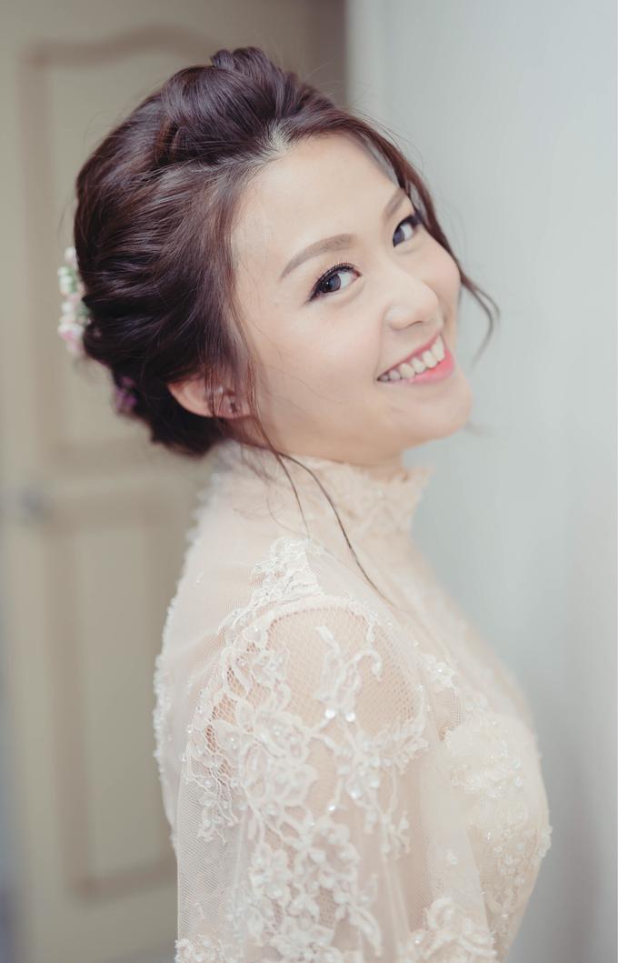 Actual Day Bride Heidi  by Team Bride SG - Joanna Tay MUA - 004