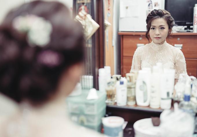 Actual Day Bride Heidi  by Team Bride SG - Joanna Tay MUA - 003