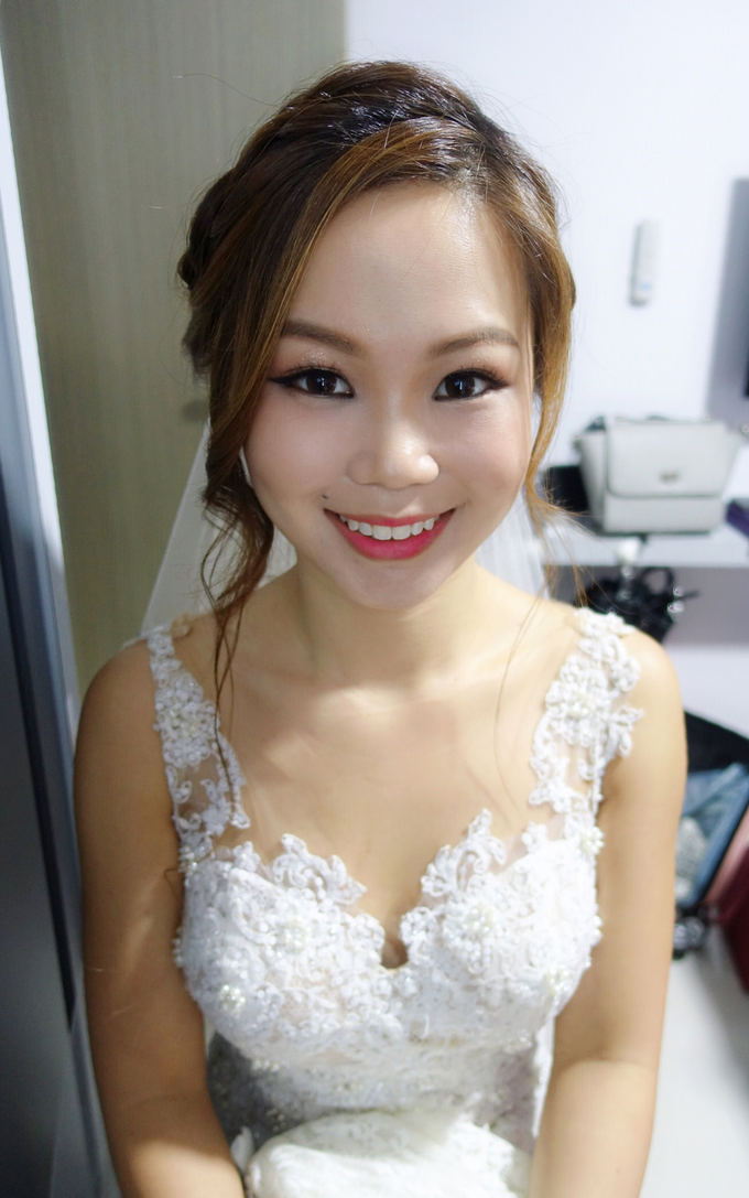 Bride Rebecca  by Team Bride SG - Joanna Tay MUA - 006