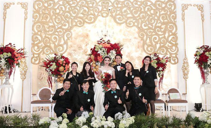 The Wedding of David & Tya by WedConcept Wedding Planner & Organizer - 010