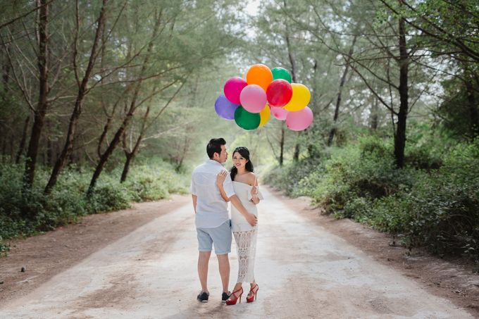 Casual Prewedding by Charlotte Beauty Studio - 002