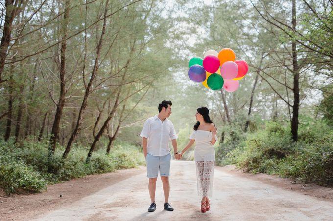 Casual Prewedding by Charlotte Sunny - 004