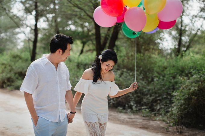 Casual Prewedding by Charlotte Sunny - 005