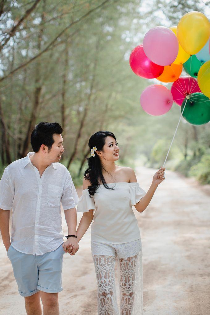 Casual Prewedding by Charlotte Sunny - 007
