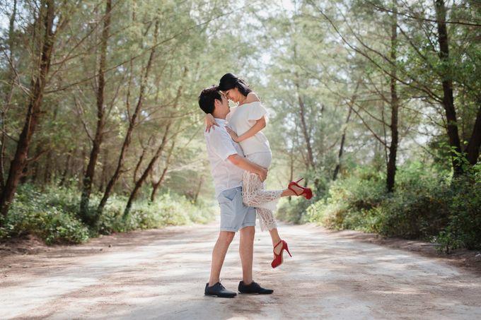 Casual Prewedding by Charlotte Sunny - 009