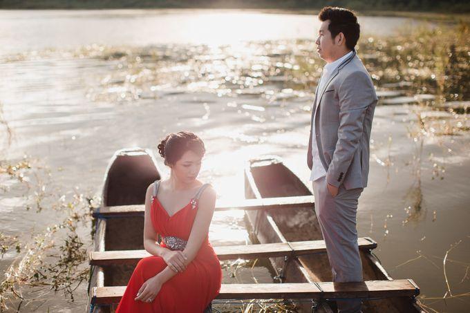 Formal Prewedding by Charlotte Sunny - 002