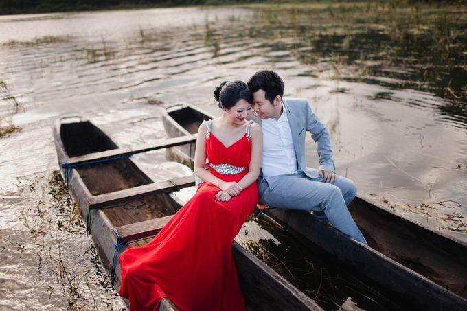 Formal Prewedding by Charlotte Sunny - 003
