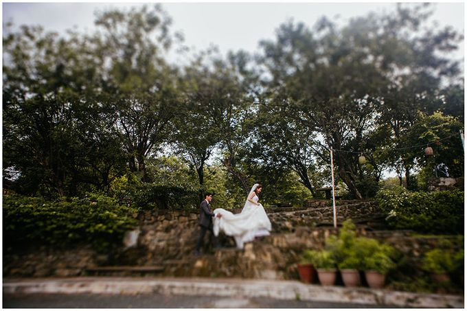 Fourth and Celine Wedding by Gavino Studios - 003
