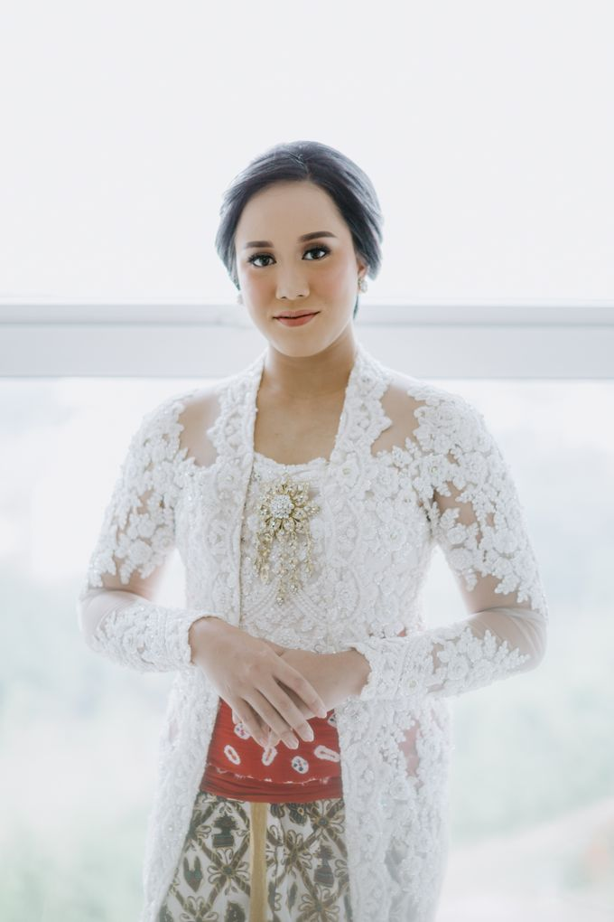 Olivia Rimba Intimate Wedding by Chandira Wedding Organizer - 001