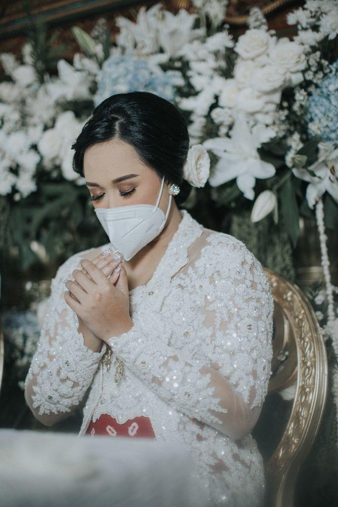 Olivia Rimba Intimate Wedding by Chandira Wedding Organizer - 003