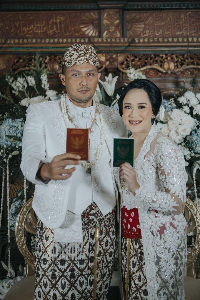 Olivia Rimba Intimate Wedding by Chandira Wedding Organizer - 005