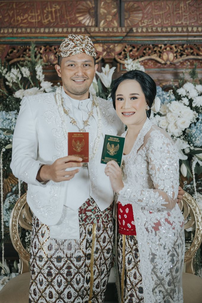 Olivia Rimba Intimate Wedding by Chandira Wedding Organizer - 004