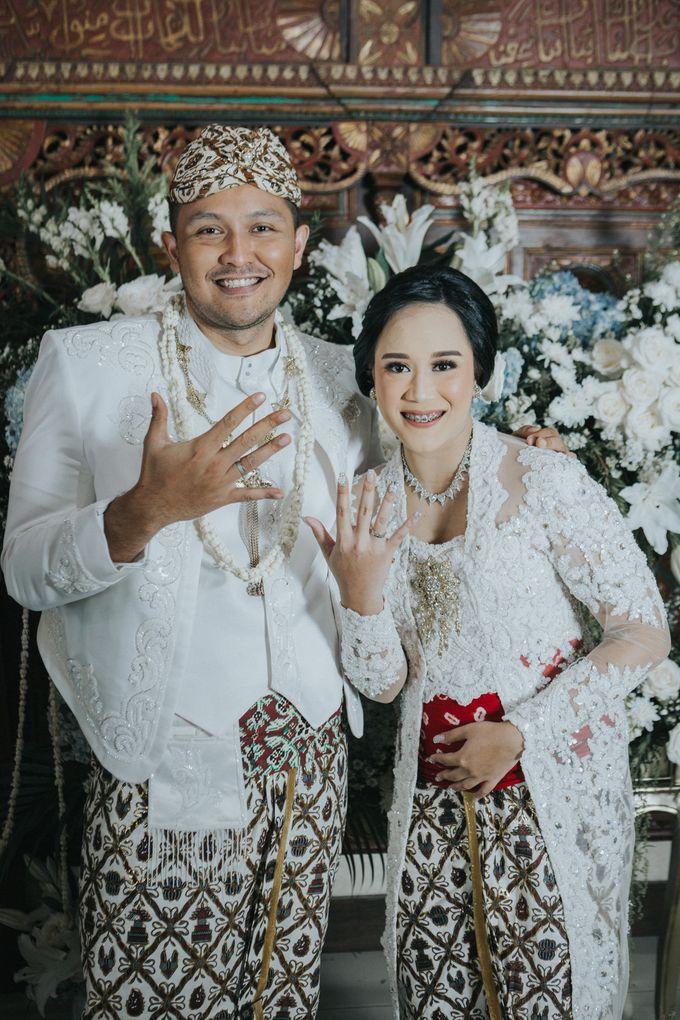 Olivia Rimba Intimate Wedding by Chandira Wedding Organizer - 011