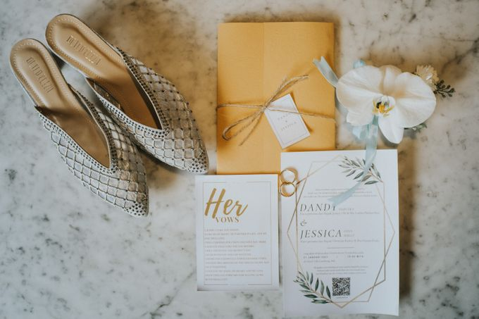 Dandy & Jessica by Vowever Wedding Planner - 004