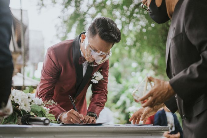 Dandy & Jessica by Vowever Wedding Planner - 023