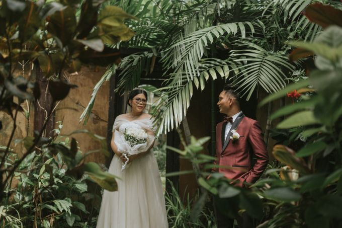 Dandy & Jessica by Vowever Wedding Planner - 001