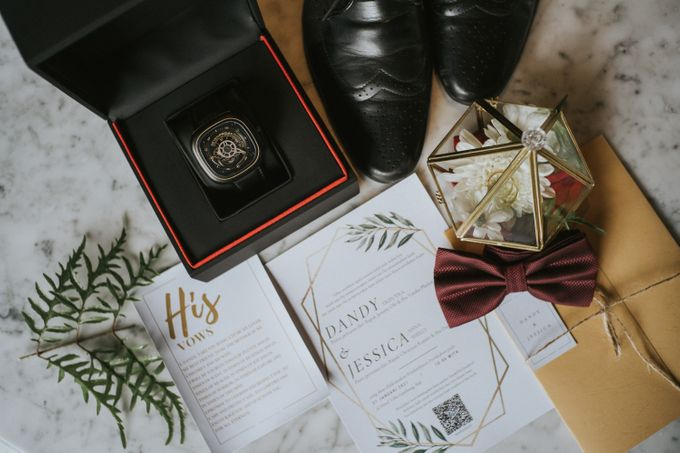 Dandy & Jessica by Vowever Wedding Planner - 005