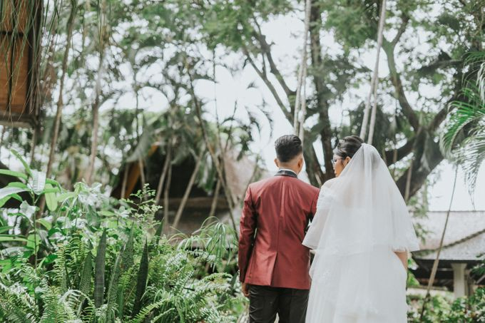 Dandy & Jessica by Vowever Wedding Planner - 031