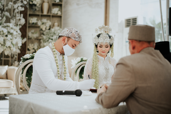 Wedding of Afina & Fajar by TeinMiere - 012
