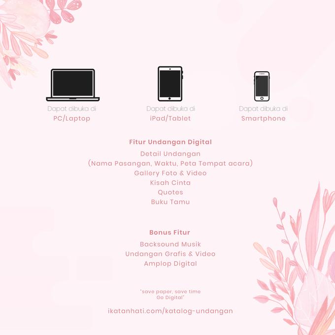 Undangan Pernikahan Digital Website by Ikatan Hati - 001