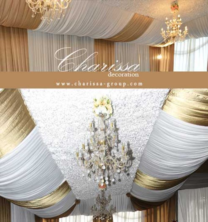 VIP Tent by Charissa Event & Wedding Decoration - 003