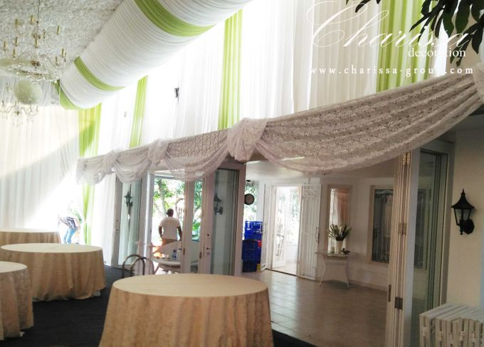 VIP Tent by Charissa Event & Wedding Decoration - 004