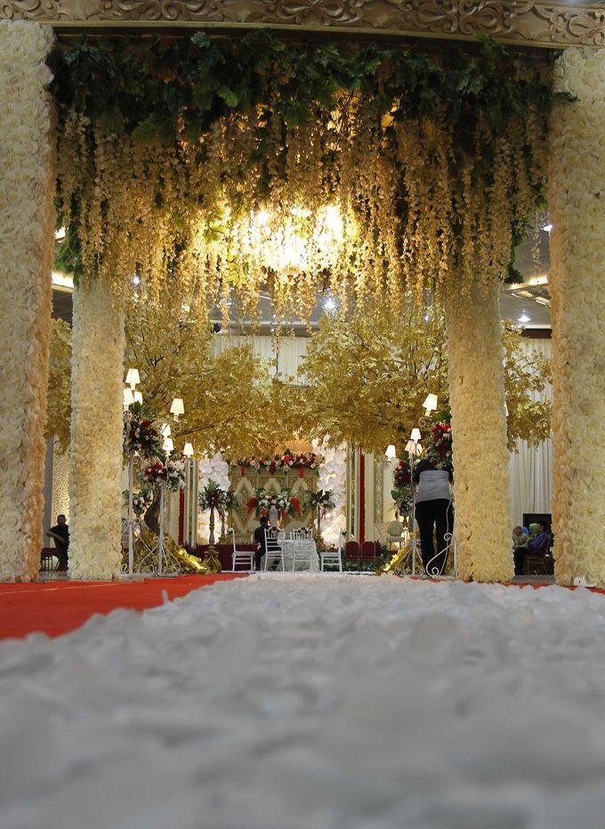 Dona & Pras by Charissa Event & Wedding Decoration - 005