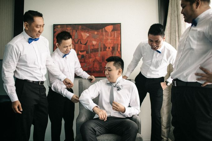 Sheraton Gandaria - Danny & Engelin by Wong Hang Distinguished Tailor - 014