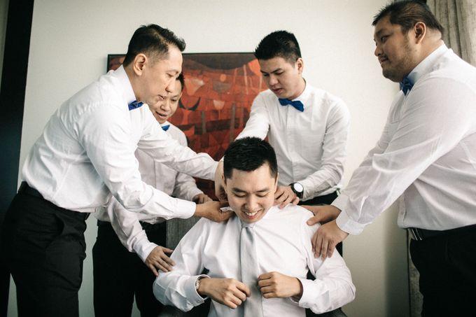 Sheraton Gandaria - Danny & Engelin by Maestro Wedding Organizer - 037