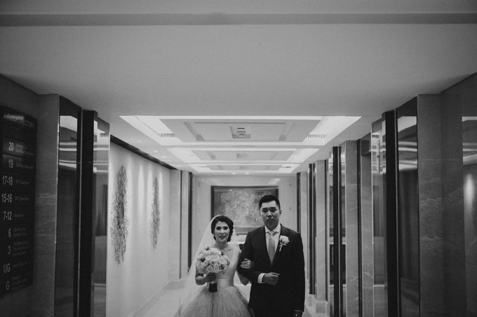 Sheraton Gandaria - Danny & Engelin by Wong Hang Distinguished Tailor - 011