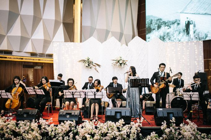 Grandeur Wedding of Johan & Catherine 30th June 2019 by AS2 Wedding Organizer - 041
