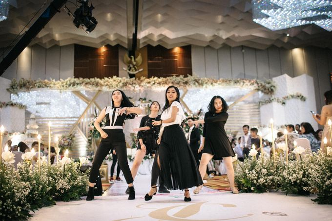 Grandeur Wedding of Johan & Catherine 30th June 2019 by NOMA Jewelry & Accessories - 043