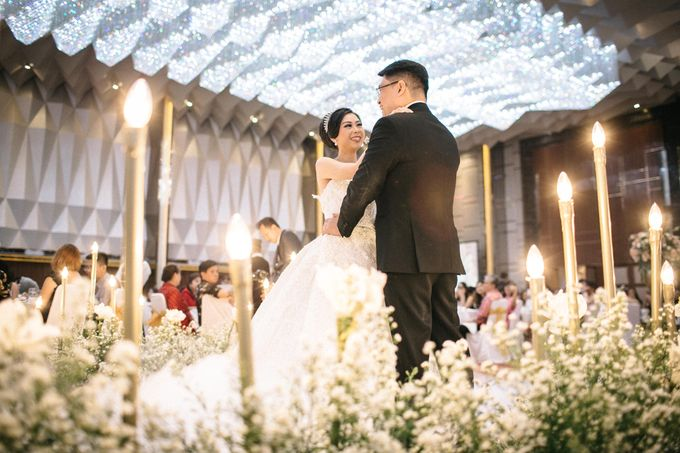 Grandeur Wedding of Johan & Catherine 30th June 2019 by AS2 Wedding Organizer - 049
