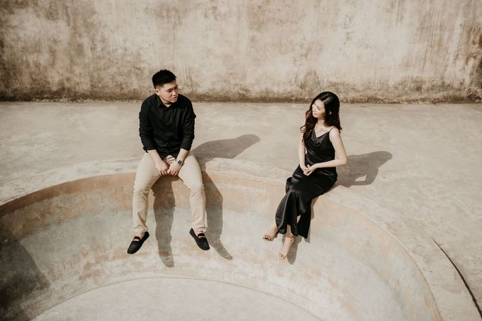 Engagement Session Of Wirya & Mega by Nocture - 003