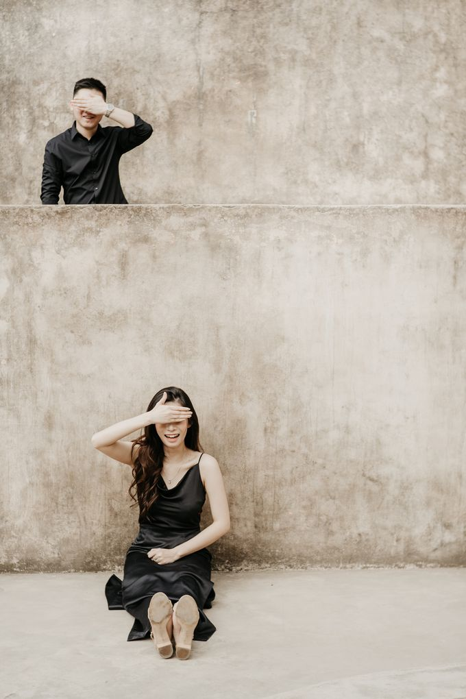 Engagement Session Of Wirya & Mega by Nocture - 004