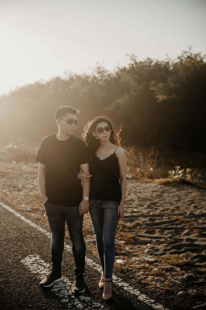 Engagement Session Of Wirya & Mega by Nocture - 011