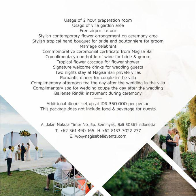 Elopement Package by Nagisa Bali - 002