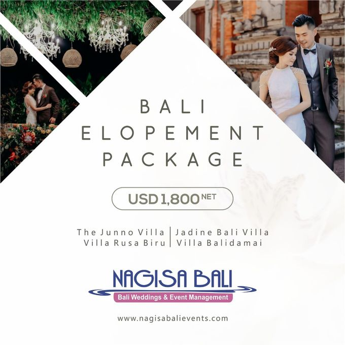 Elopement Package by Nagisa Bali - 001
