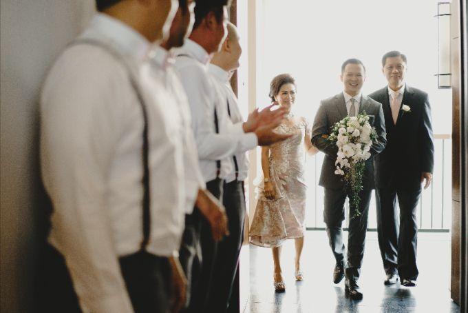 Wedding of Vivia & Danny by Sofitel Bali Nusa Dua Beach Resort - 003