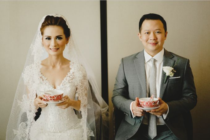 Wedding of Vivia & Danny by Sofitel Bali Nusa Dua Beach Resort - 004