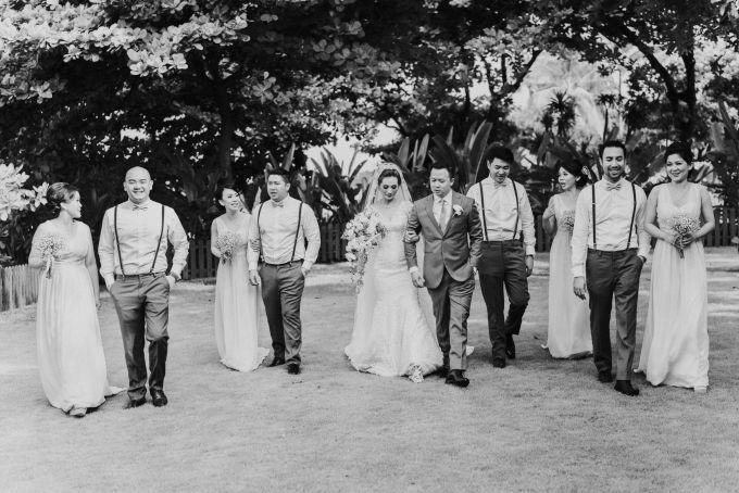 Wedding of Vivia & Danny by Sofitel Bali Nusa Dua Beach Resort - 007