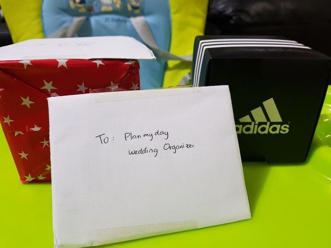 The Wedding of Hendra & Kristy by PlanMyDay Wedding Organizer - 008