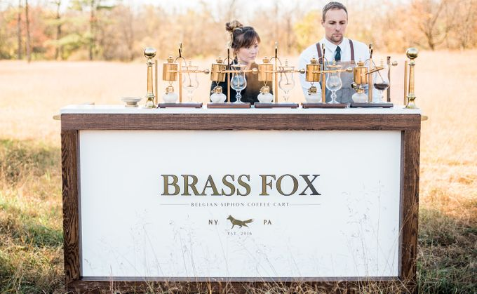 Brass Fox Wedding Shoot by Brass Fox Coffee Cart - 001