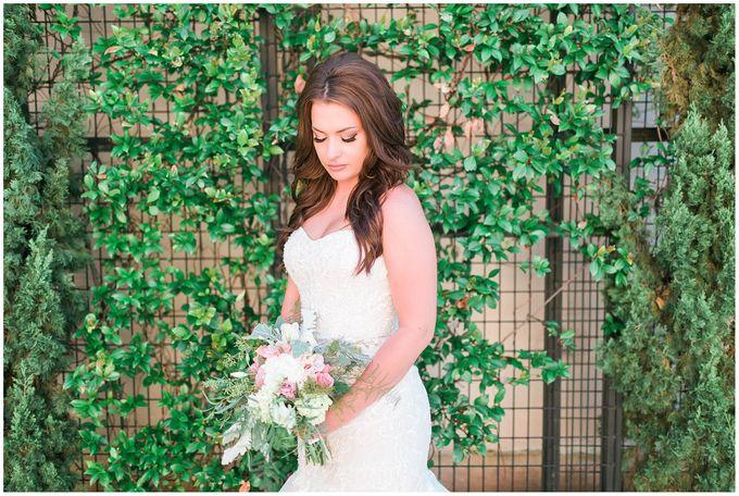 Elegant Rustic Wedding by Amber Elaine Photography - 001