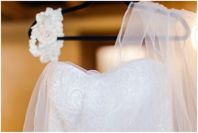 Elegant Rustic Wedding by Amber Elaine Photography - 002