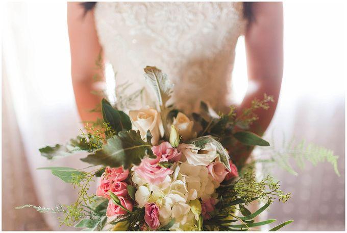 Elegant Rustic Wedding by Amber Elaine Photography - 003