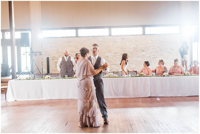 Elegant Rustic Wedding by Amber Elaine Photography - 005