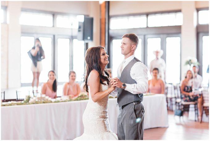Elegant Rustic Wedding by Amber Elaine Photography - 006