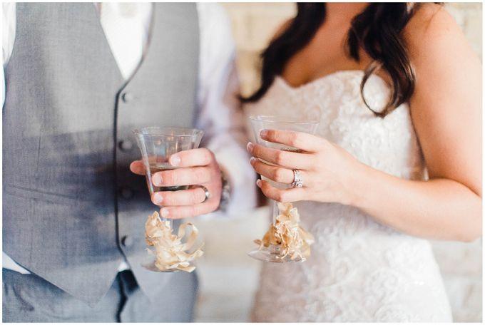 Elegant Rustic Wedding by Amber Elaine Photography - 007