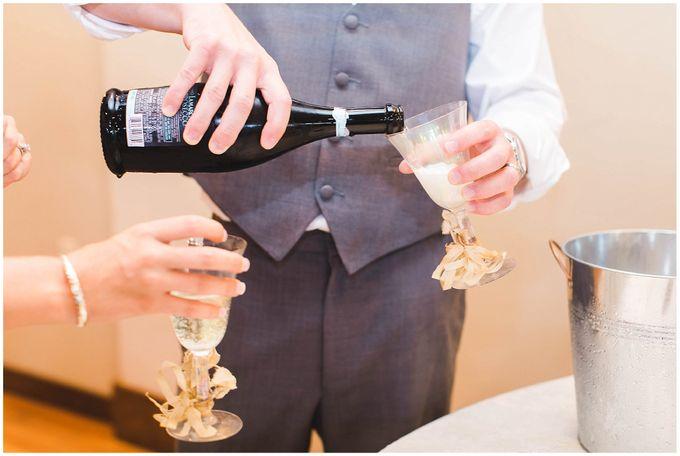Elegant Rustic Wedding by Amber Elaine Photography - 008